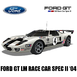Car Name Ford Gt Lm Race