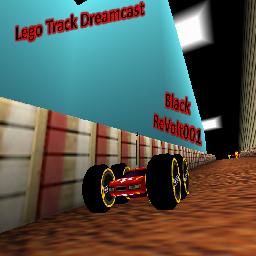 Lego Track Dreamcast