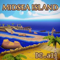 Mid-sea Island