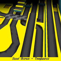 Sand Ocean - Toughness