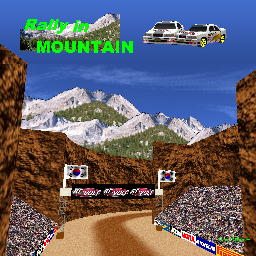 Rally in Mountain
