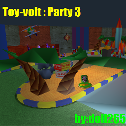 Toy-Volt : Party 3