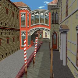 Venice Arcade
